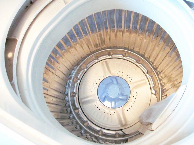 皮脂汚れが落とせるシャンプーは洗濯槽の汚れ落としにも最適